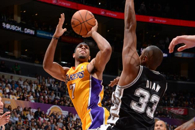 Rapid Reaction: Spurs 91, Lakers 85