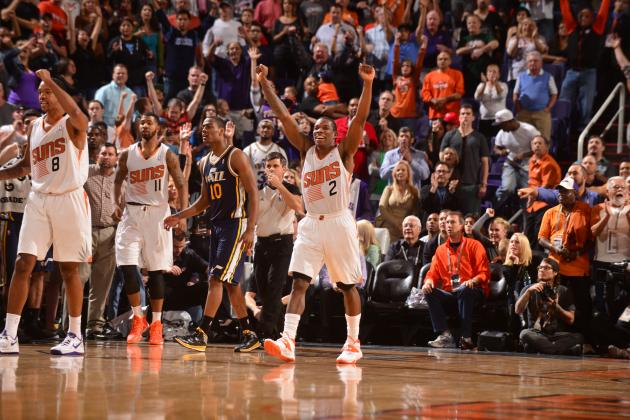 Eric Bledsoe's Cold-Blooded Game-Winner Lifts Suns over Jazz