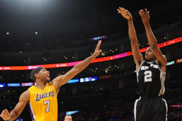Lakers Miss Opportunity for Another Big Win, Fall to Spurs