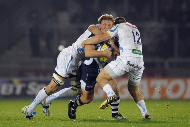 Aviva Premiership 2013: Updated Table and Recap of Friday's Results