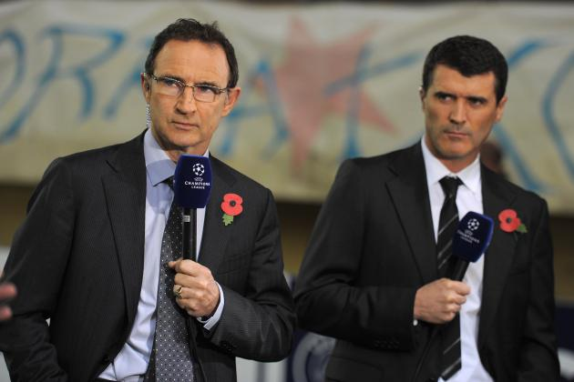 Martin O'Neill and Roy Keane Set for Republic of Ireland Management