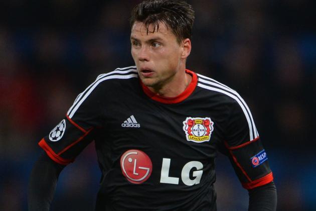 Leverkusen Name Starting XI vs. Braunschweig