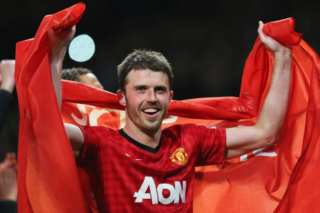 Michael Carrick Injury: Updates on Manchester United Star's Thigh, Return Date