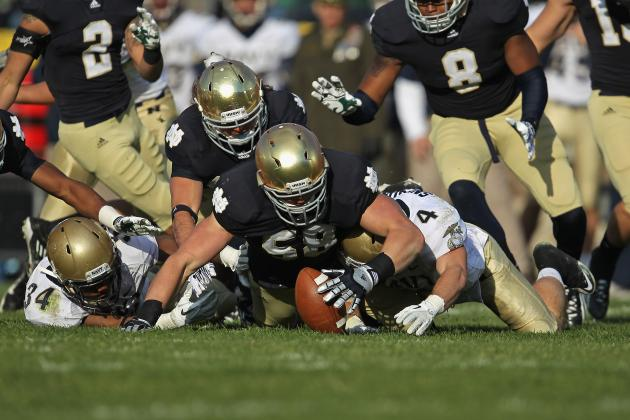 Navy vs. Notre Dame: Complete Gambling Guide for Rivalry Matchup