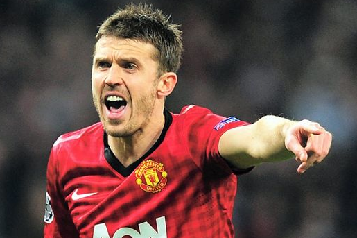 Carrick Completely Dropped from Utd Roster