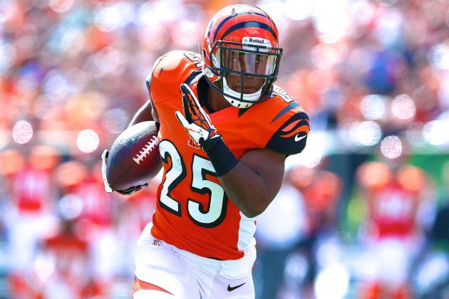 Bengals Should Exercise Extreme Caution with RB Giovani Bernard
