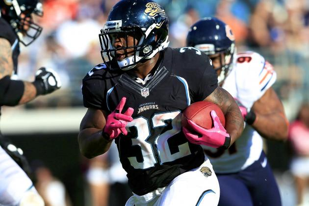 Fantasy Football:  Will Maurice Jones-Drew Turn It on Down the Stretch?