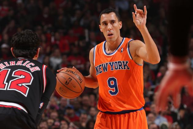 Why Pablo Prigioni Needs to Play Major Minutes for NY Knicks