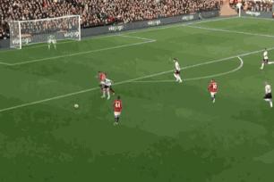 GIF: Robin Van Persie Converts Adnan Januzaj's Assist for Man Utd vs. Fulham