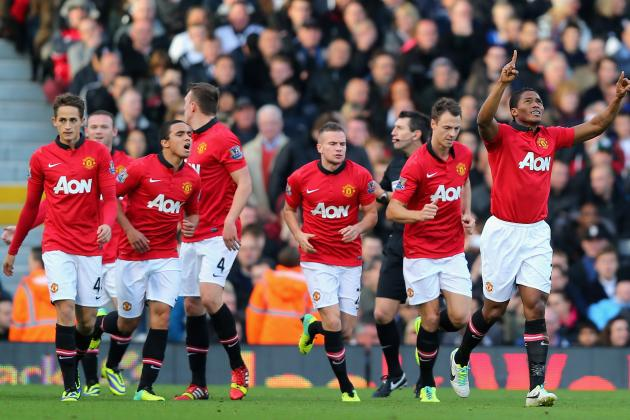 Fulham vs. Manchester United: Live Score, Highlights, Recap
