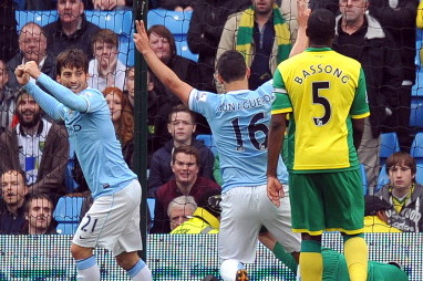 Manchester City vs. Norwich City: Premier League Live Score, Highlights, Recap