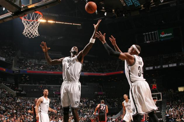 Garnett, Pierce 'Set Tone' for Nets