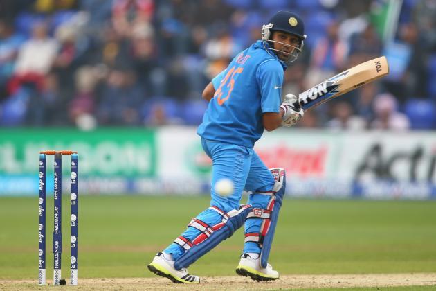 India vs. Australia Cricket 2013: Scorecard and Recap from 7th ODI at Bangalore