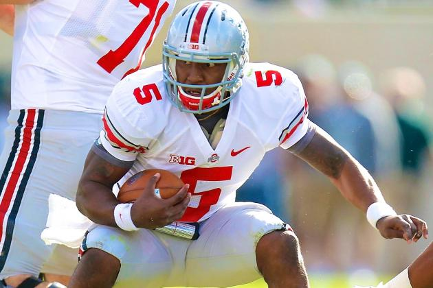Ohio State vs. Purdue: Live Score and Highlights
