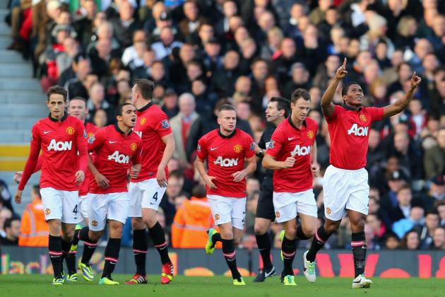 Fulham vs. Manchester United Score, Grades and Post-Match Reaction