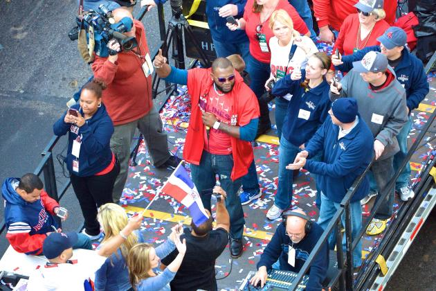 Boston Red Sox Parade 2013: Twitter Reacts to World Series Victory Celebration
