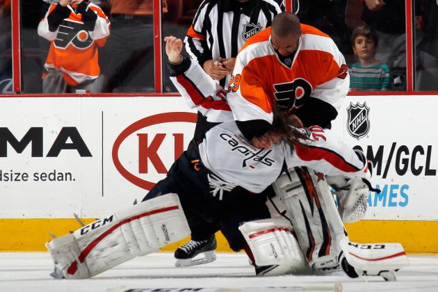 Have the Philadelphia Flyers Come off the Rails?