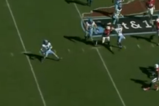North Carolina State vs North Carolina Highlight