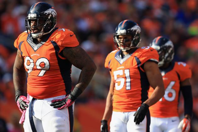 Denver Broncos: Defensive Improvements the Denver Broncos Absolutely Must Make