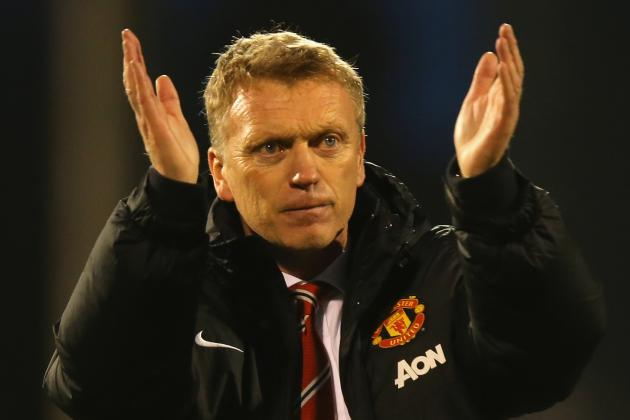 David Moyes and Manchester United Making a Mockery of Short-Termism