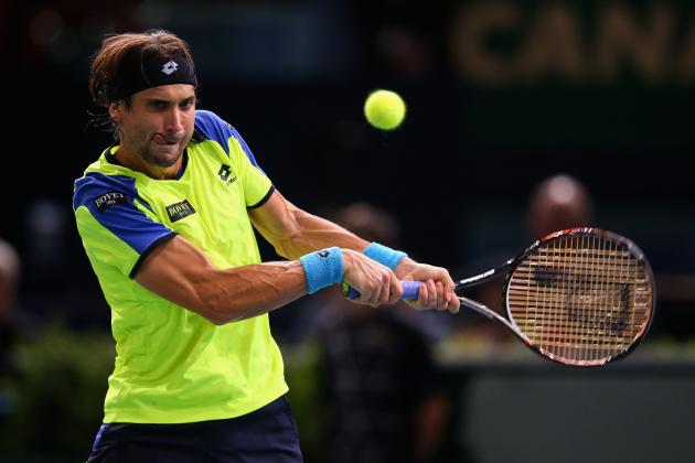 Paris Masters 2013: Breaking Down Results from Semifinals Action