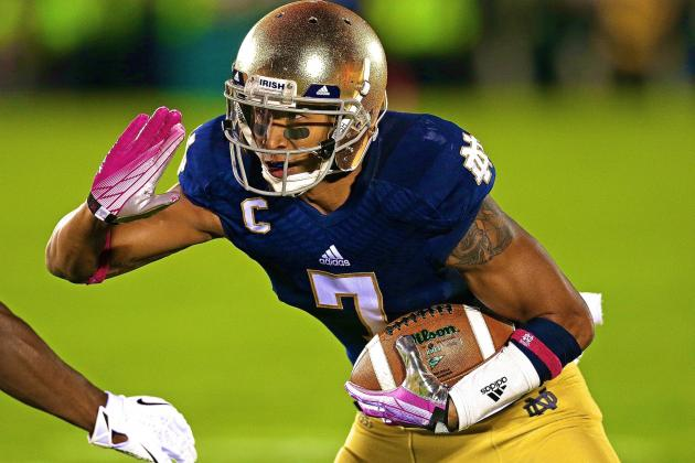 Navy vs. Notre Dame: Live Score, Analysis and Results
