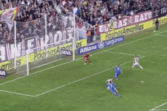 GIF: Gareth Bale's Right-Footed Cross Sets Up Karim Benzema for Real Madrid Goal