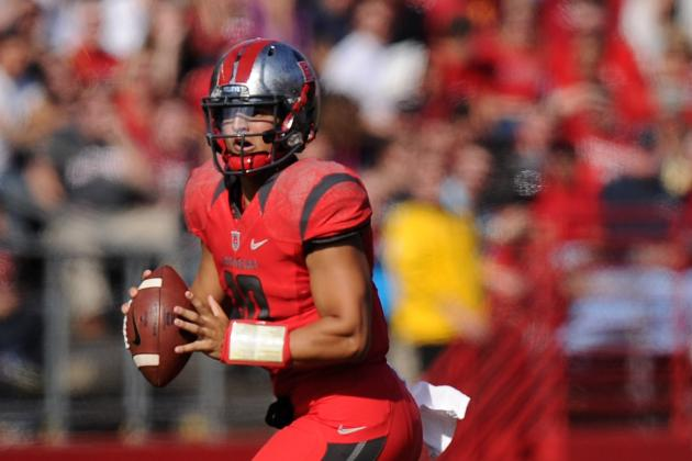 Nova's Late TD Pass Gives Rutgers 23-20 Win