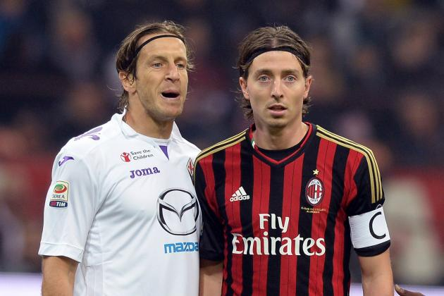 Ambrosini's Return Cut Short