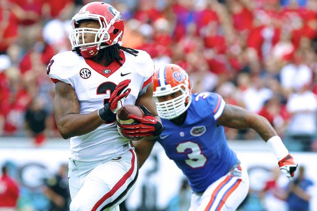 Georgia vs. Florida: Live Score and Highlights