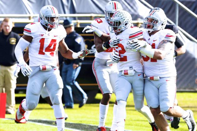 Ohio State Clobbers Purdue, but What Impact Will Blowout Have on BCS Standings?