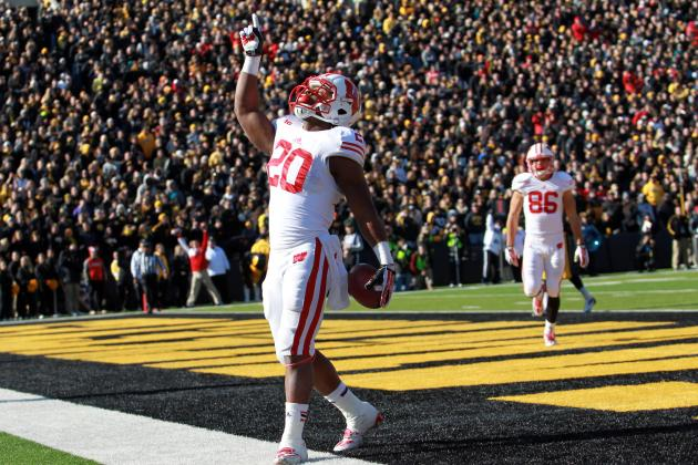 Wisconsin vs. Iowa: James White Breaks out of Melvin Gordon's Shadow