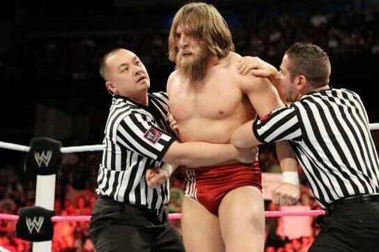 Report: Daniel Bryan Out of the WWE Championship Picture