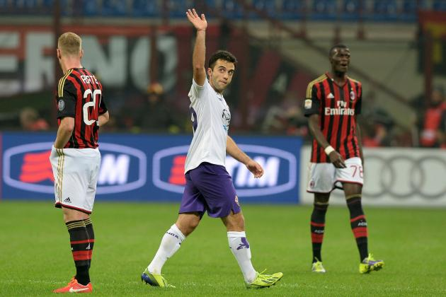 AC Milan Slump to Defeat Against Fiorentina