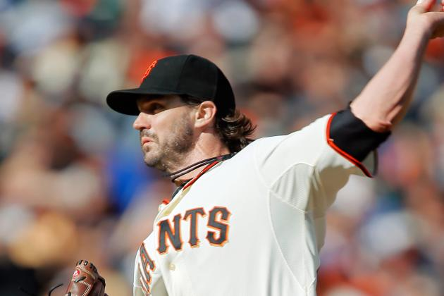 Giants Decline 2014 Club Option for Barry Zito