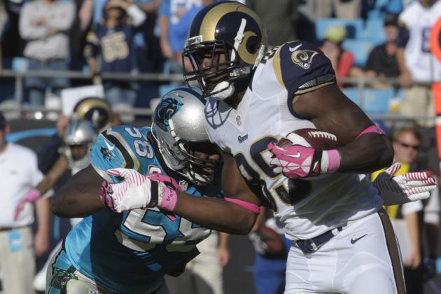 Tennessee Titans vs. St. Louis Rams: Breaking Down St. Louis' Game Plan