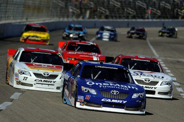 NASCAR at Texas 500 2013: Start Time, Lineup, TV Schedule and More