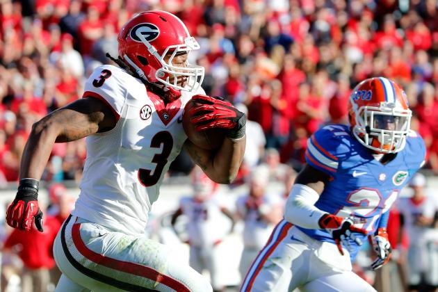 Georgia Football: Todd Gurley Saves Bulldogs; If He Doesn't Play, Florida Wins
