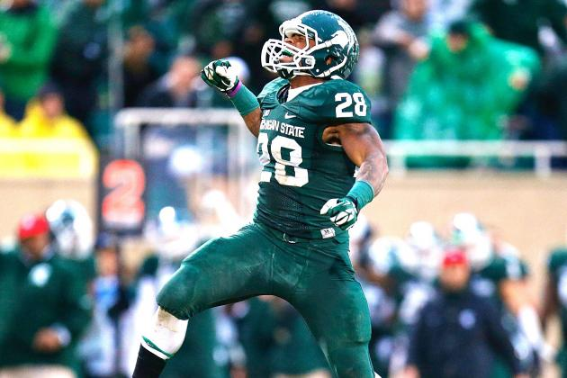 Michigan State Poised for BCS Run After Michigan Beatdown
