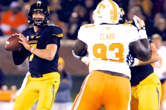 Tennessee vs. Missouri: Live Score and Highlights