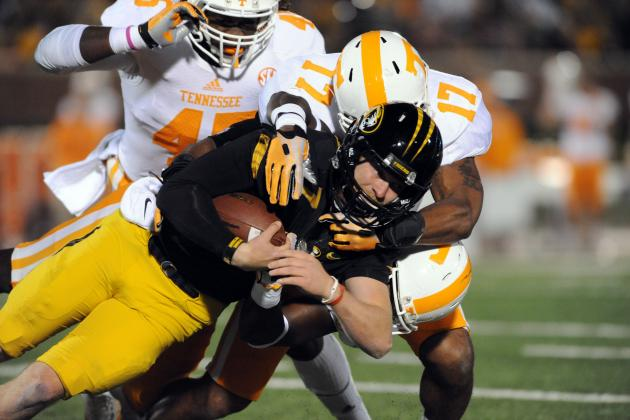 Tennessee vs. Missouri: Score, Grades and Analysis