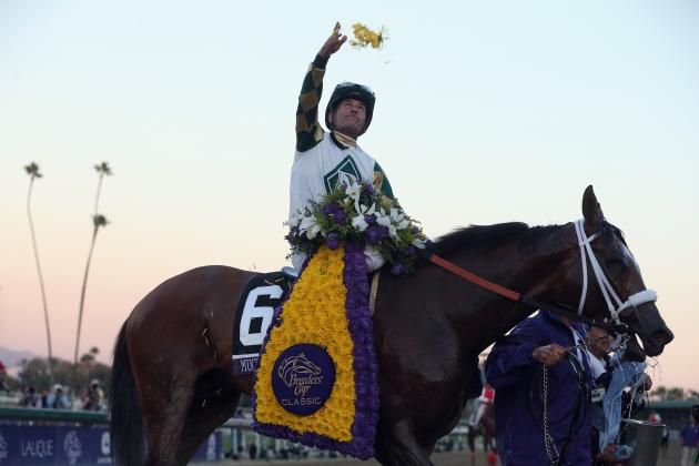 Breeders' Cup 2013 Prize Money: Purse Distribution for Mucho Macho Man and Field