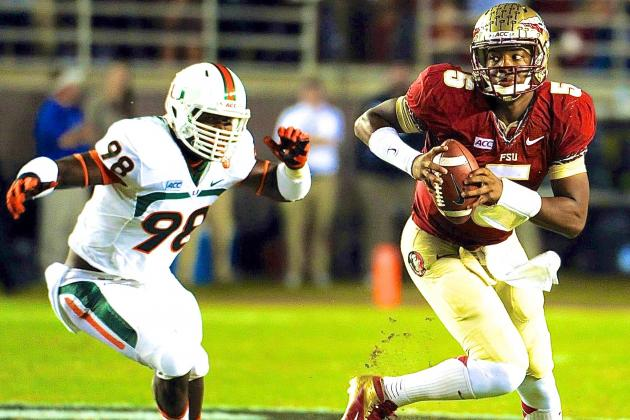 Miami vs. FSU: Live Score and Highlights