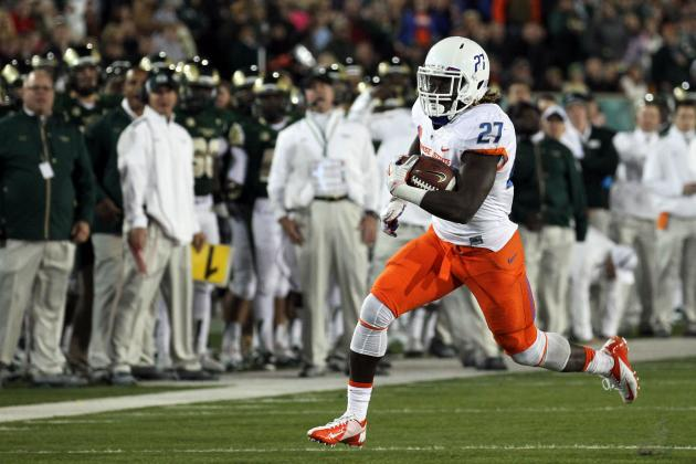 Boise State vs. Colorado State: Live Score and Highlights