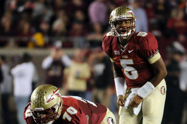 Florida State vs. Miami: Why Does Jameis Winston Squint so Much on the Field?
