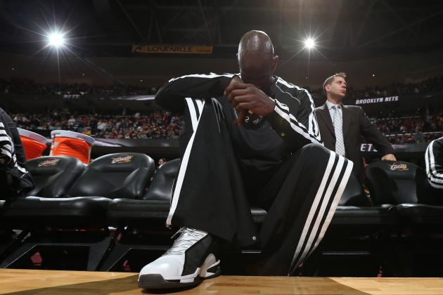 Kevin Garnett's Teammates Break Down Big Ticket's Amazing Pregame Routine