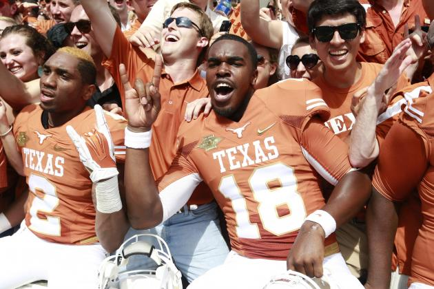 Mack Brown, Please Play Tyrone Swoopes More. Sincerely, Every Texas Fan