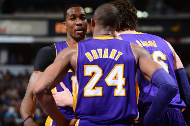 Antawn Jamison Confirms Kobe Bryant-Dwight Howard Relationship Was 'Bad'