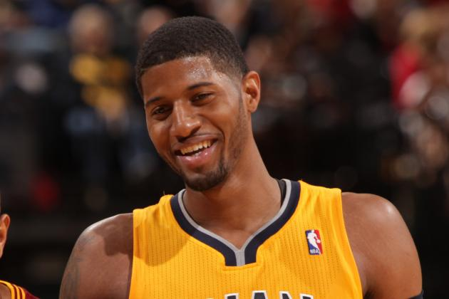 Paul George Is Top Star in Central Division Until Derrick Rose Proves Otherwise