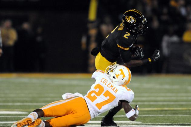Tennessee vs. Missouri: Butch Jones Needs to Destroy and Rebuild Vols D